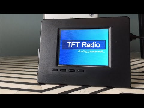 Raspberry Pi - Touchscreen Pandora Radio