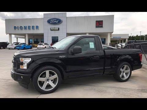 You Can Buy a Brand New 2017 Ford F 150 Lightning from This Georgia Dealer