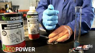 Limpieza inyectores diesel | Tratamientos Ecopower