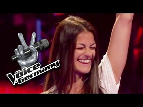 Turning Tables - Adele | Anna Zuegg Cover | The Voice of Germany 2015 | Audition