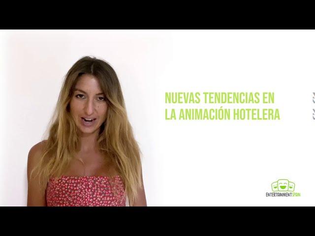 NUEVAS TENDENCIAS EN LA ANIMACIÓN Y EN EL ENTRETENIMIENTO HOTELERO