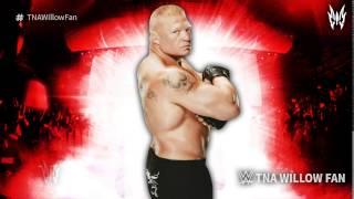 "WWE Brock Lesnar Theme Song ""Next Big Thing"" (Remix/Remastered) 2015"