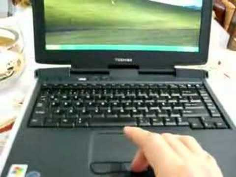 Toshiba Satellite 1410-604 Windows Vista 64-BIT