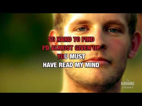 Almost Paradise in the style of Mike Reno & Ann Wilson | Karaoke with Lyrics