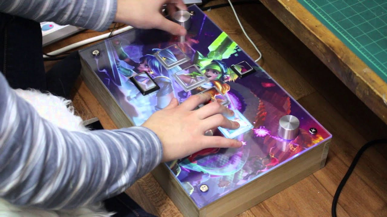 SDVX CONTROLLER COMPACT VERSION (MADE BY PURI)의 사본