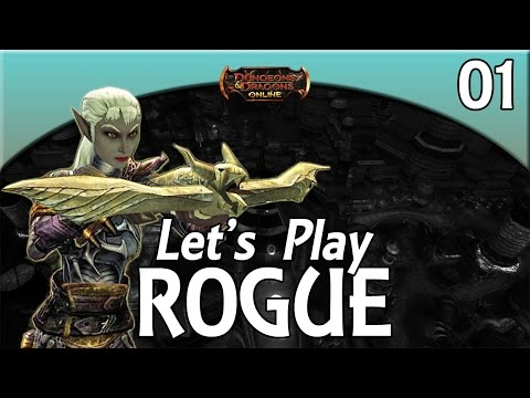 DDO – Let's Play – Rogue – 01