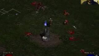 Diablo II - Barbarzyńca HC #1