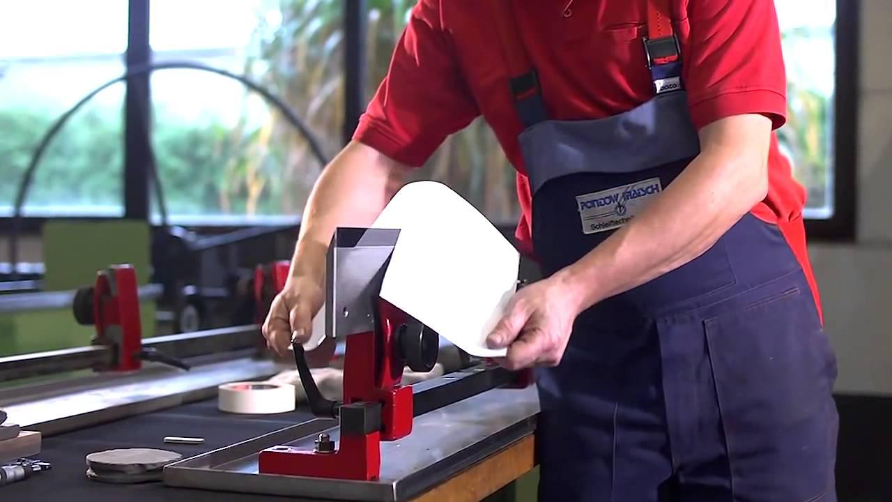 Bekannt Schleifservice für Häckslermesser | Pontow Maisch JU09