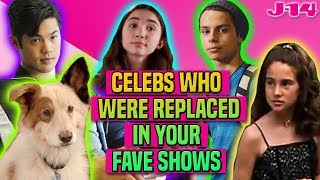 Rowan Blanchard, Jake T Austin, and More Stars Who Were Replaced in Your Fave TV Shows