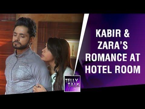 Kabir & Zara's Romantic Moment At Hotel In Mumbai   Ishq Subhan Allah