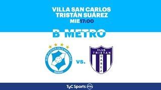 Villa San Carlos vs Tristan Suarez full match