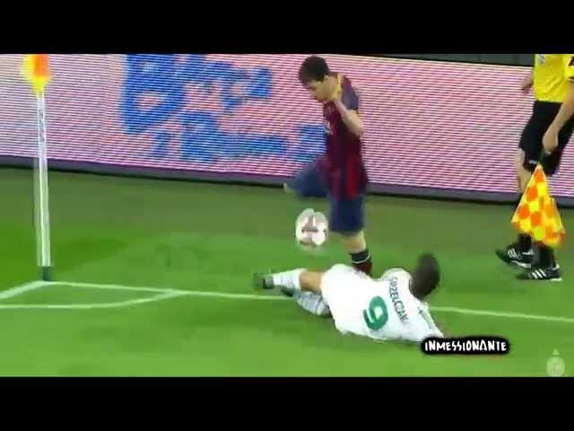 Lionel Messi ● Magic Skills 2013-2014 ||HD|| Travel Video