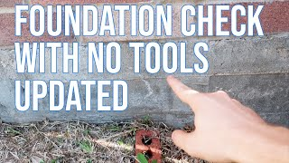 How To Find Foundation Issues With No Tools Updated MP3