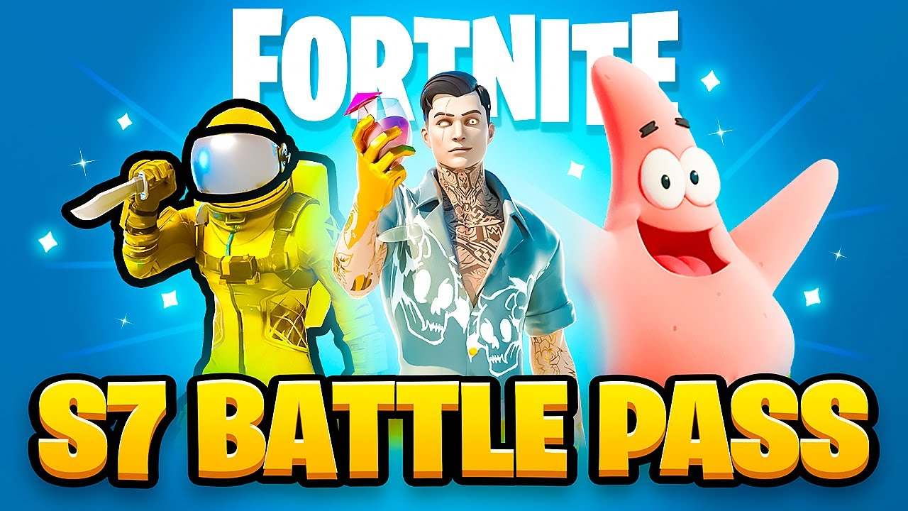 Download We Made OUR OWN Season 7 BATTLE PASS! (Chapter 2)
