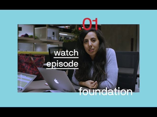 Ep. 1: Foundation, the startup documentary series