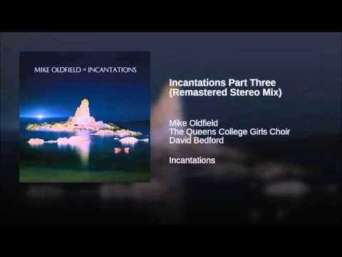 Incantations 3  Oldfield Solo