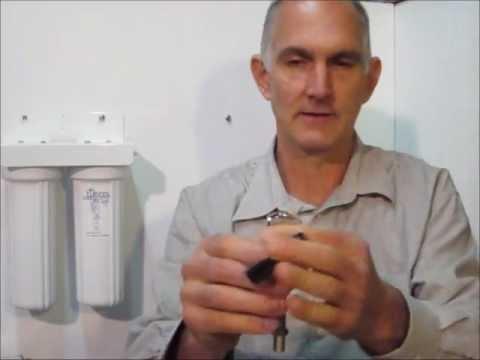 Reverse Osmosis Repair Auto Shut Off Check Valve Water