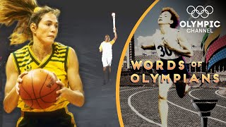 The basketball legend who never gave up on her Olympic dream | Words Of Olympians