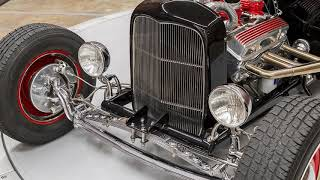 1930 Ford Model A Roadster Hiboy - G167193 - Exotic Cars of Houston