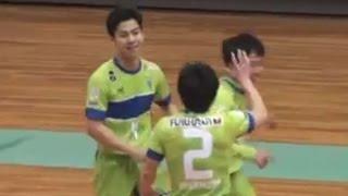 【第21回 全日本フットサル選手権】湘南ベルマーレ(Fリーグ)vsD.C 旭川 FC thumbnail