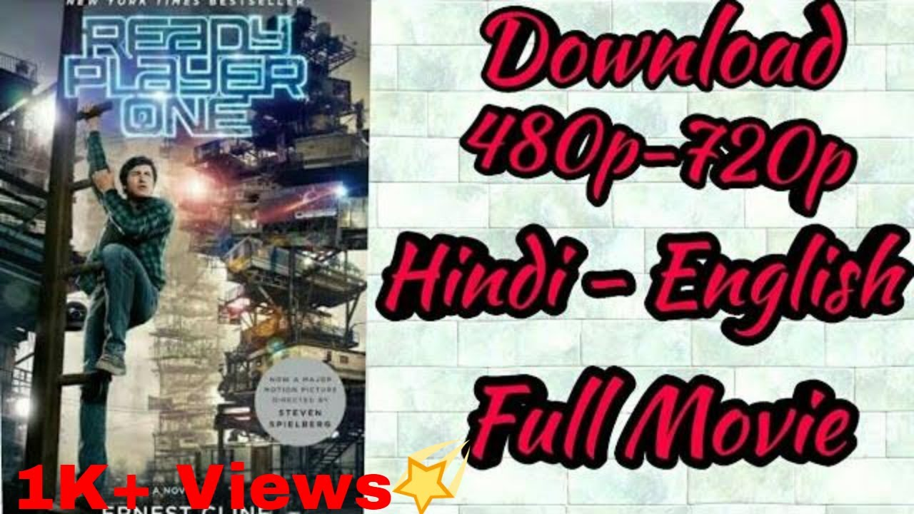 How to download Ready Player One Full Movie|HD|Dual Audio|Tech Knows