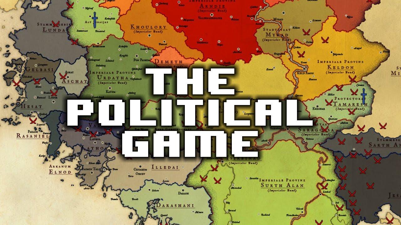 Political Game Tutorial Intro