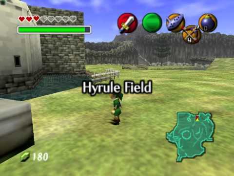 Zelda Ocarina Of Time Custom Music Imports