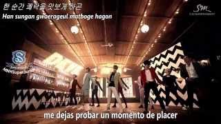 Devil - Super Junior SUB ESPAÑOL+HAN+ROM