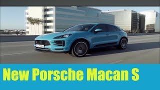 New Porsche Macan S Gets More Powerful Engine | News And Updates | AutoToday