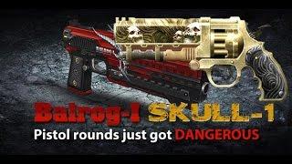Counter Strike Online: Skull-1 vs. Balrog-1
