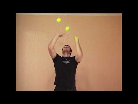 Жонглирование. Juggling.