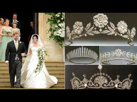 Which TIARA will Meghan Markle choose for her BIG day?