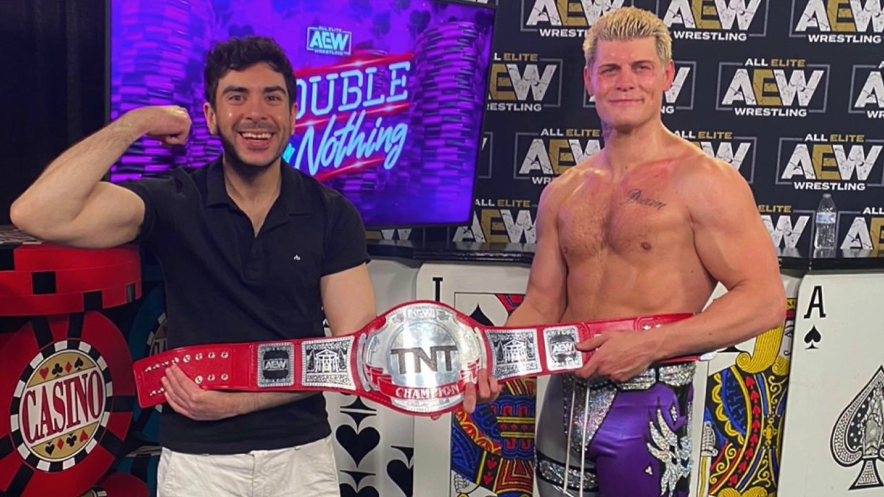 Disco Inferno on: is Cody Rhodes faking it?
