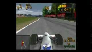Formula 1 '98 (Playable Demo) - Official UK Playstation Magazine 40