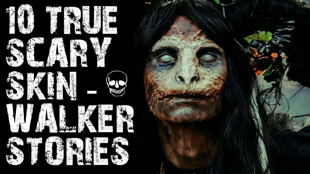 10 TRUE Encounters With Skinwalkers Ft  Mortis Media || Part 2 (5/10  Stories)