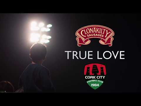 Cork City FC wins the League for the first time in 12 years