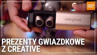 Wybieramy prezent na Gwiazdkę 2019 z firmą Creative