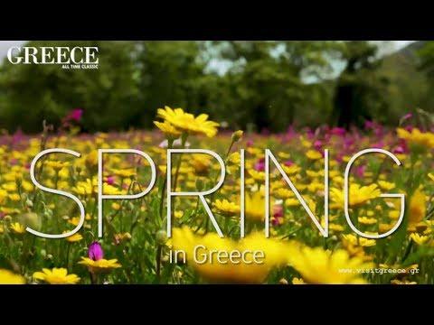 Visit Greece | Spring in Greece (English)