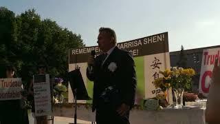 In memory of Marrisa Shen 4-Kevin J. Johnston