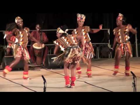 Ballet national Côte d'Ivoire 2/4
