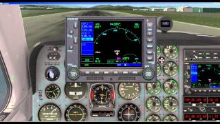How to Use the Garmin 530 GPS in X Plane 10 - Tutorial Part 2