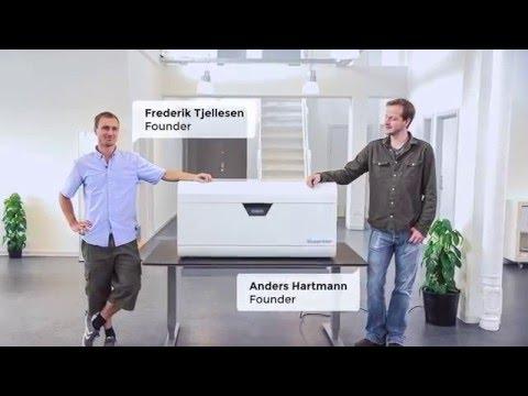 Thinglab 3D Printing - Blueprinter Powder 3D Printer