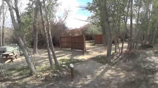 Benton Hot Springs Campground Tour
