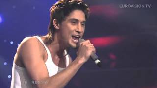 Dima Bilan - Never Let You Go (Russia) 2006 Final