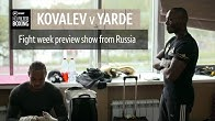 Sergey Kovalev v Anthony Yarde fight week preview show | No Filter Boxing episode 27