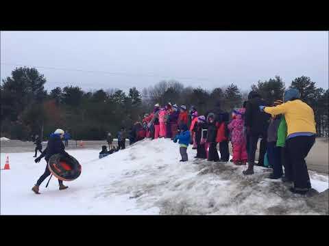 Dayton Consolidated School WinterKids Winter Games Jan. 30, 2018