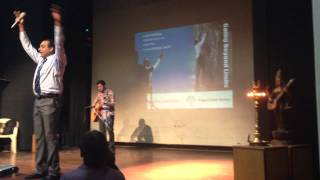 Best motivational song Pragati Pathik NGO Concert- Singing Aashayein on guitar (IQBAL) Bollywood