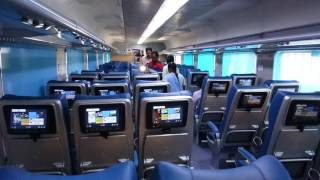 Tejas Express: Luxury Trains With Wifi, LCDs Launch On Mumbai Goa Route