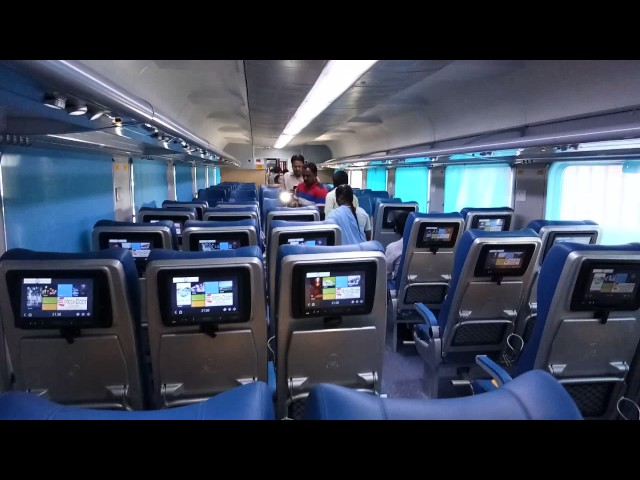 Tejas Express: Luxury Trains With Wifi, LCDs Launch On Mumbai-Goa Route