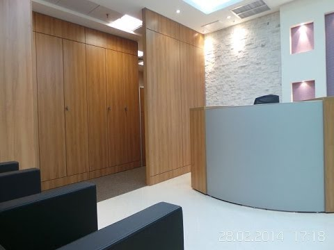 Furnished office space in Kuwait City 387sqm